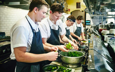 Why Restaurants Need Workers' Comp