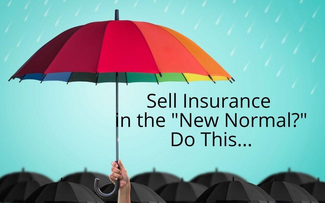 Sell Insurance